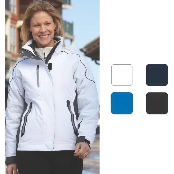 Personalized Teton 3-in-1 jacket
