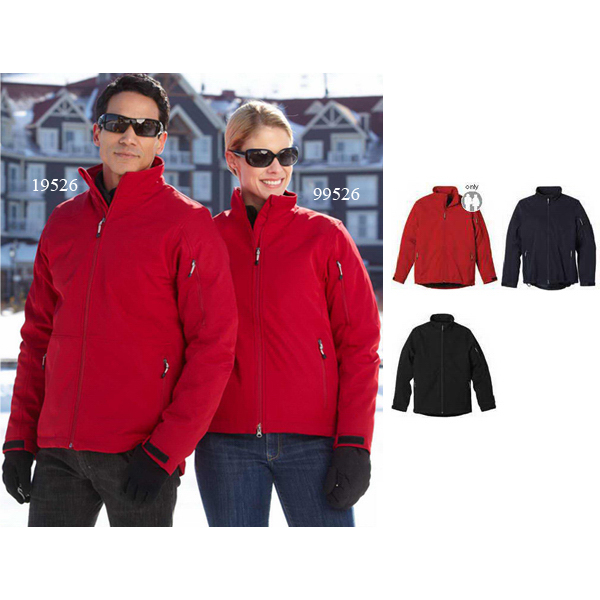 Personalized Women's Malton insulated softshell jacket