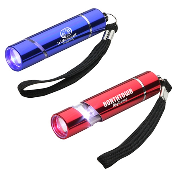 Personalized Aluminum Scope LED Flashlight