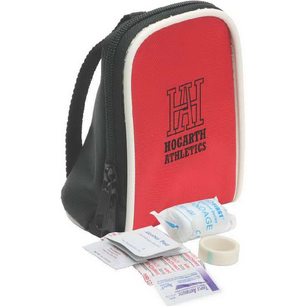 Personalized Mini Backpack First Aid Kit