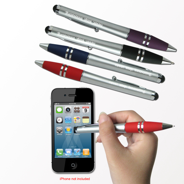 Promotional Touch Screen Ballpoint Pen IV