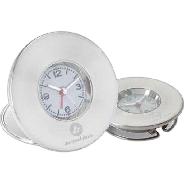 Promotional Travel or Desk Clock