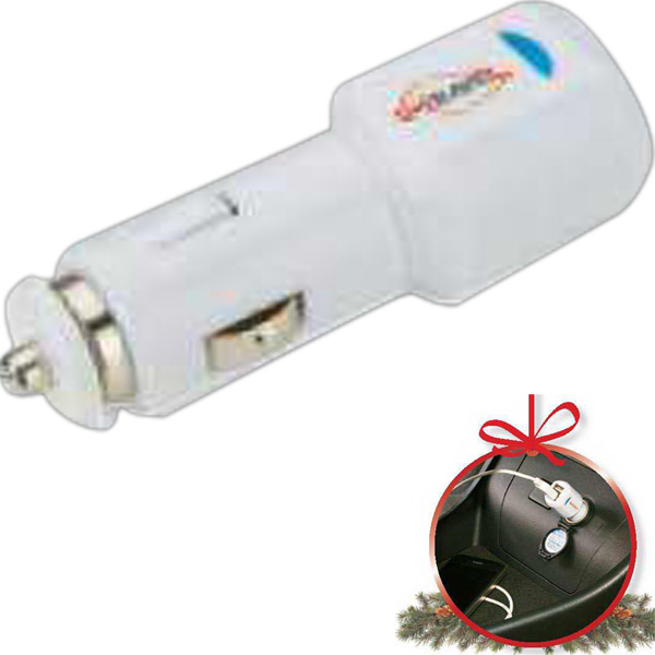 Customized USB Car Charger