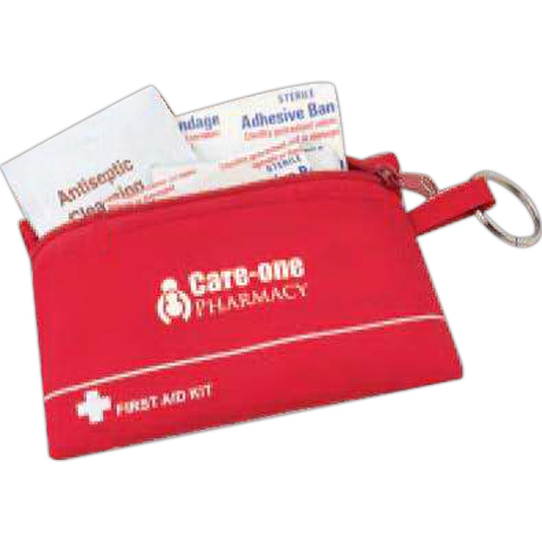 Customized 32 Piece First Aid Kit
