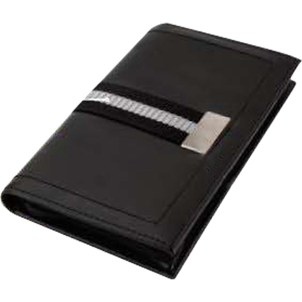 Imprinted Travel Wallet