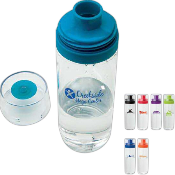 Imprinted 22 oz. Tritan (TM) Bottle