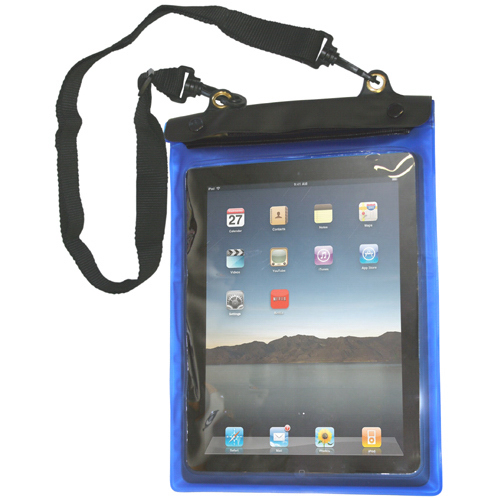 Printed Waterproof Pouch for iPad and Tablet PC
