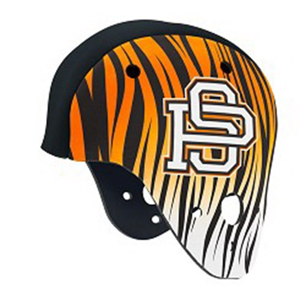 Personalized Krazy Helmet Four-Color Process