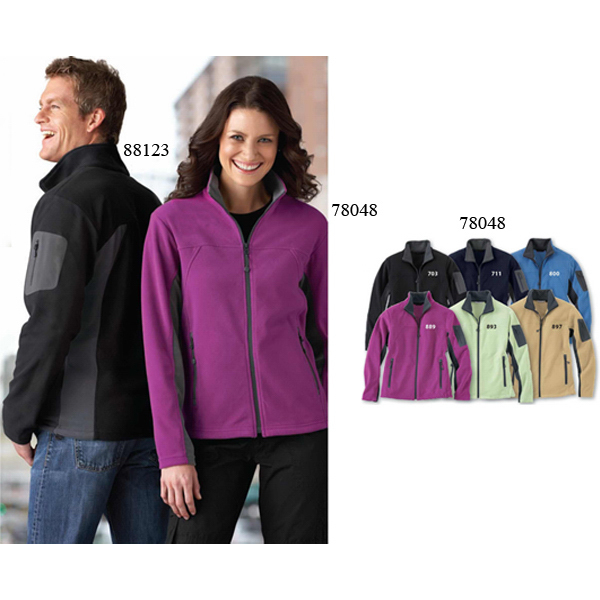 Promotional Ladies' North End (R) Microfleece Jacket
