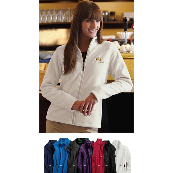 Personalized Ladies' North End (R) Voyage Fleece Jacket