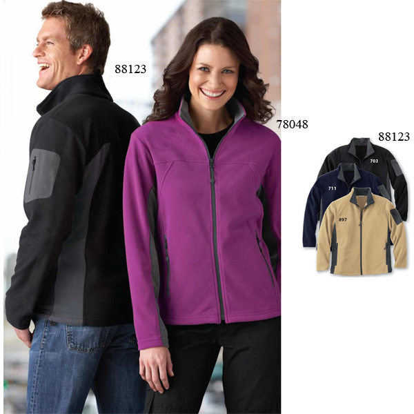 Promotional Men's North End (R) Microfleece Jacket