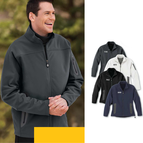 Promotional Men's North End (R) 3 Layer Soft Shell Technical Jacket