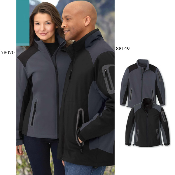 Custom Men's North End (R) Insulated 2-Layer Stretch Jacket