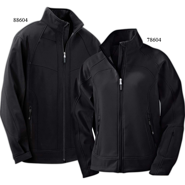 Promotional Men's North End Sport (R) 3-Layer Soft Shell Jacket