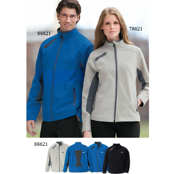 Personalized Men's North End Sport (R) 3-Layer Soft Shell Jacket