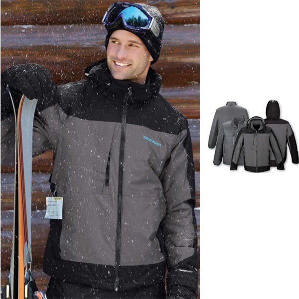 Imprinted Men's Alta North End Sport(R) 3-In-1 Seam-Sealed Jacket