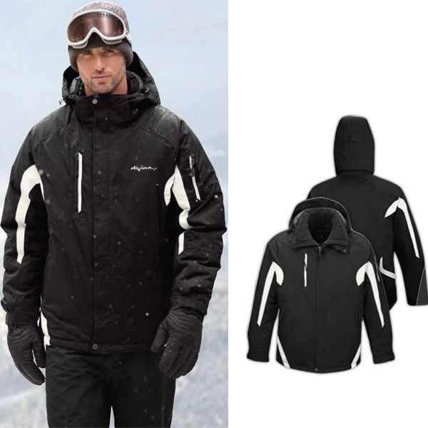 Custom Men's Apex North End Sport (R) Seam-Sealed Insulated Jacket