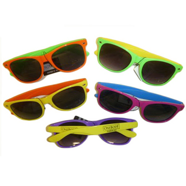 Customized Neon party shades