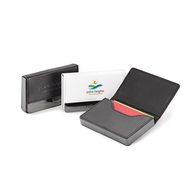 Printed Solano Card Holder