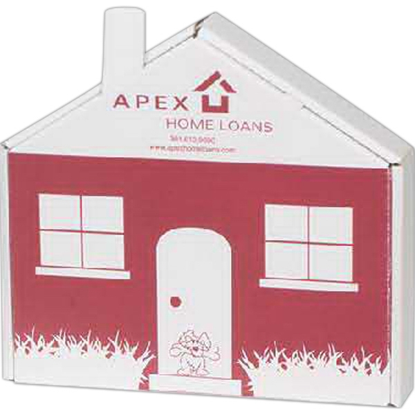 Personalized House Box