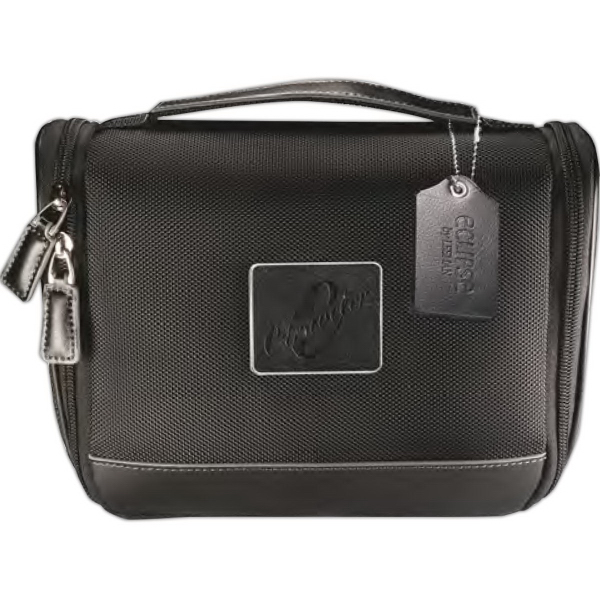 Personalized Leeman New York Eclipse Toiletry Bag