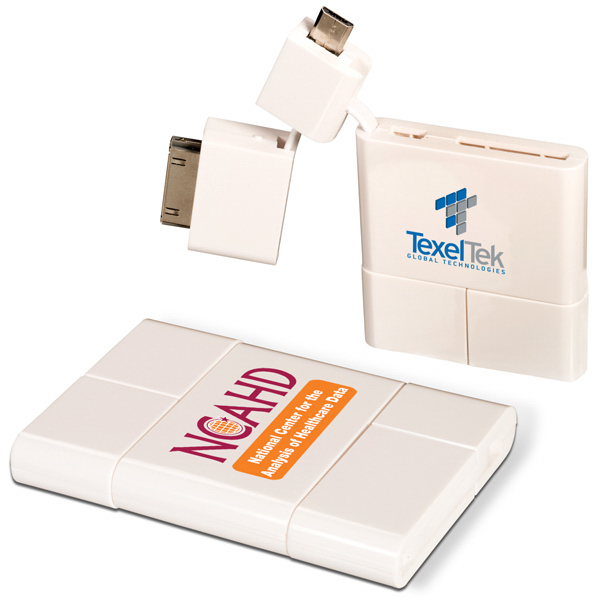 Customized Pocket Mobile Device USB Adapter