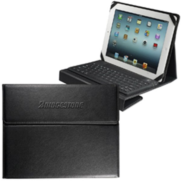Custom Wireless Bluetooth Keyboard/Case for iPad (R)Tablet