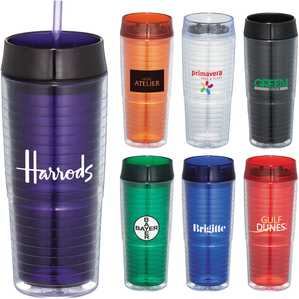 Personalized The Xander 20-oz. Tumbler with Straw