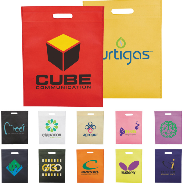 Promotional The Large Freedom Heat Seal Exhibition Tote