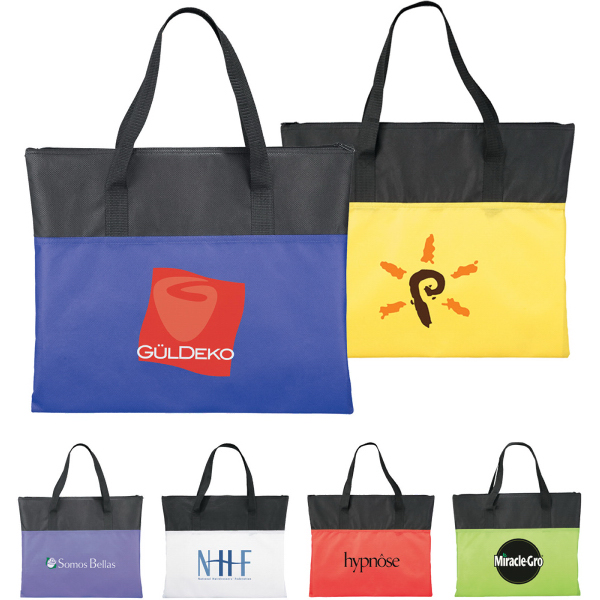 Personalized The Mansfield Meeting Tote
