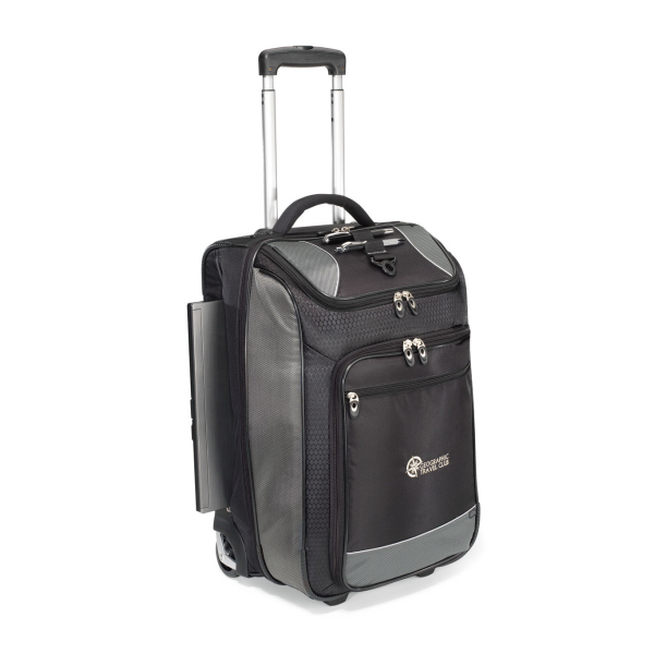 Promotional Vertex (TM) Tech Carry-On Wheeled Upright