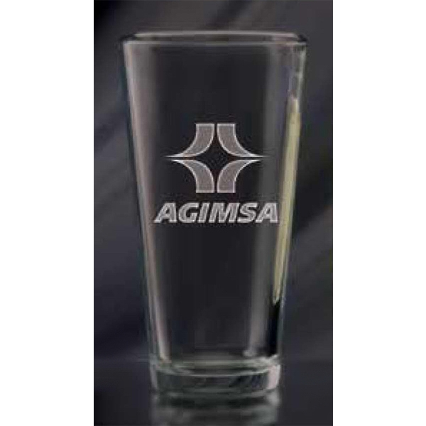 Imprinted Large Mixing Glass