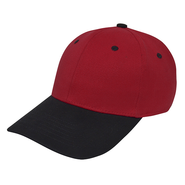 Personalized Heavy Brushed Cotton Twill Cap
