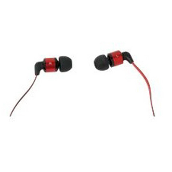 Custom Flat Cable Ear Buds with Mic