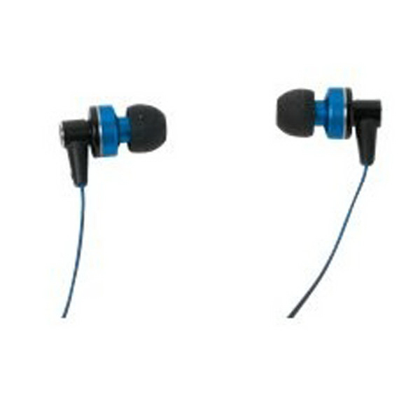Personalized Flat Cable Ear Buds with Mic & In-Line Control