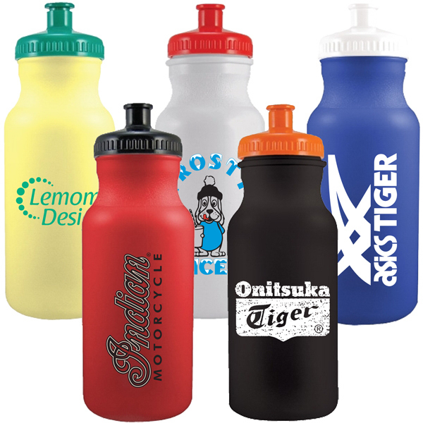 Printed Bike Bottle C 20oz.