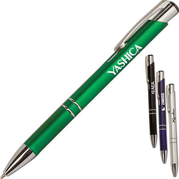 Personalized Spartan Plastic Pen