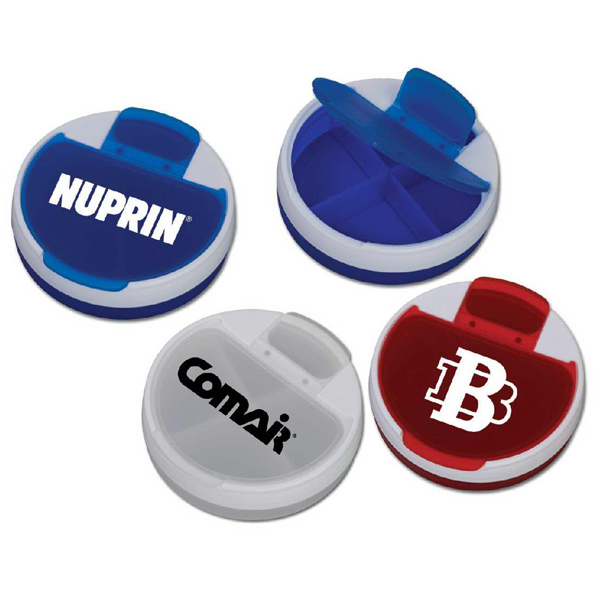 Personalized Spin Around Pill Box