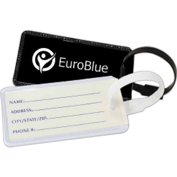 Personalized Basic Luggage Tag