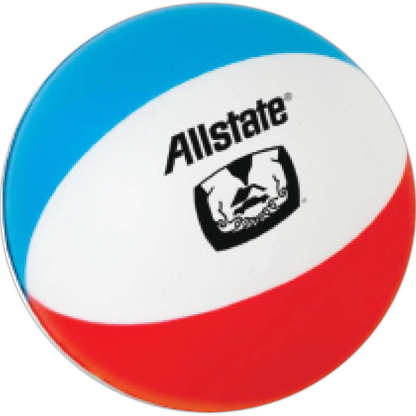 Customized Beach Ball Stress Ball