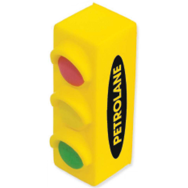 Printed Traffic Signal Stress Reliever
