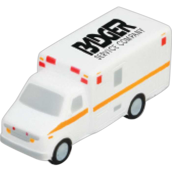 Custom Ambulance Stress Reliever