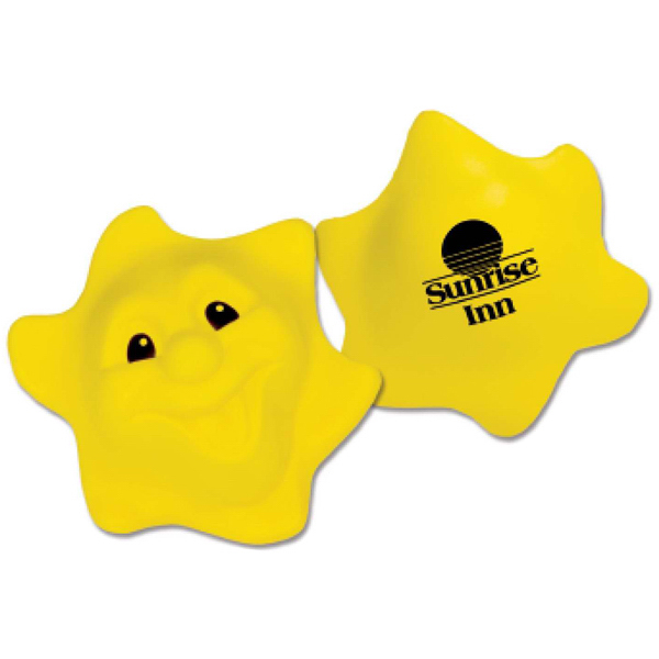 Personalized Sunny the Sunshine Stress Reliever