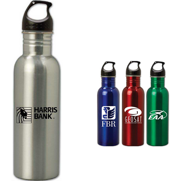Promotional 24 oz. Aluminum Bottle