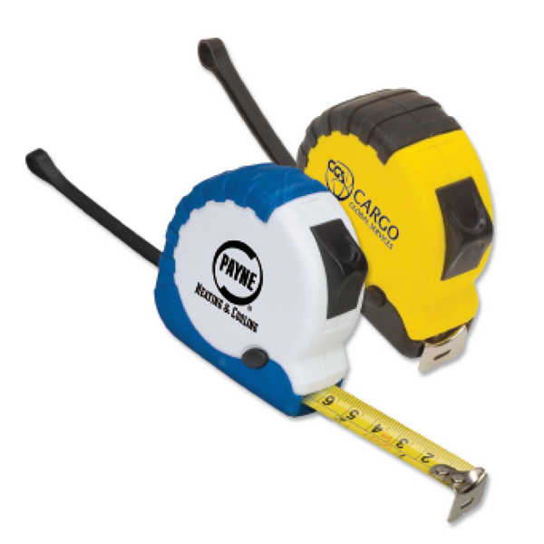 Imprinted 16 Foot Tape Measure