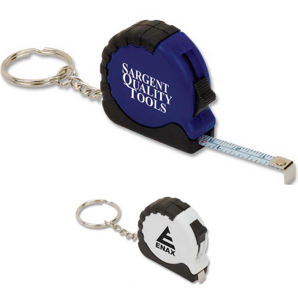 Customized Key Tag Tape Measure