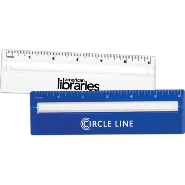 Printed Ruler/Magnifier Bar