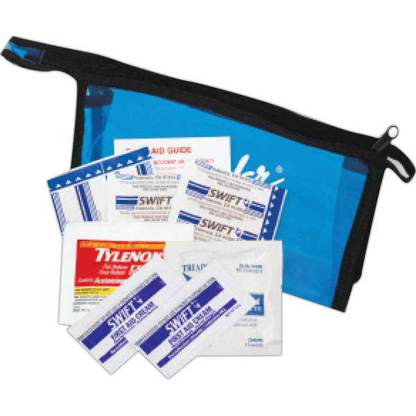 Custom Deluxe First Aid Kit