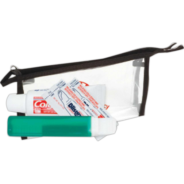 Imprinted Dental Travel Kit