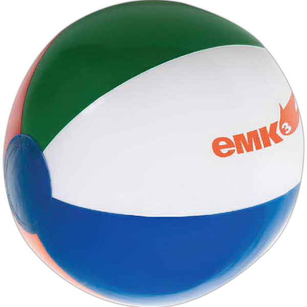 "Promotional 12"" Inflatable Beach Ball"